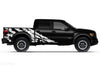 Ford Raptor F-150 F150 2015 2016 2017 2018 Truck Vinyl Decal Graphics Wrap Kit Factory Crafts Custom White