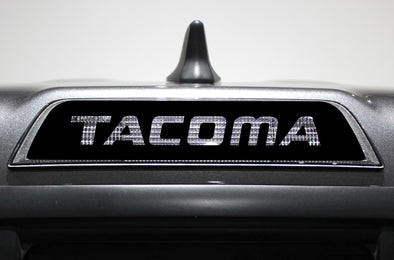 Toyota Tacoma TRD Truck Vinyl Decal Graphics Custom Black Brake Light Design