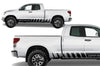 Toyota Tundra TRD Truck Vinyl Decal Graphics Custom Black Stripe Design