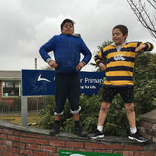 Behavioural optometry at New River Primary School, Invercargill