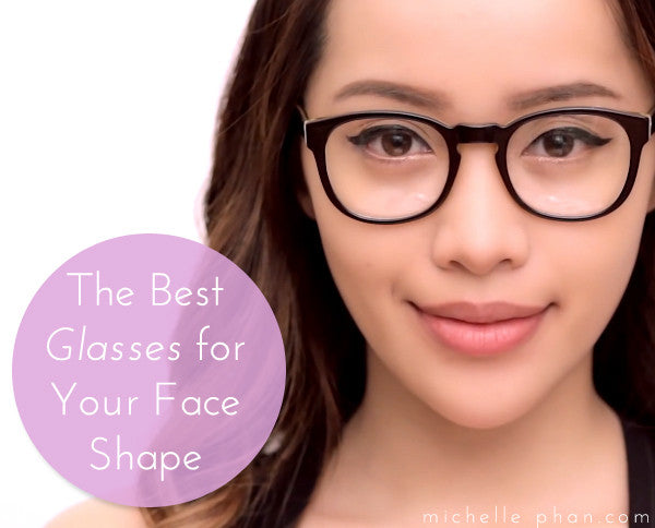 Finding the Best Glasses for Your Face Shape