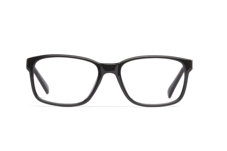 Cody glasses frames in black/tortoise | Mr Foureyes prescription glasses online
