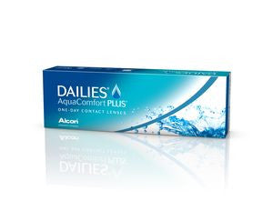 DAILIES® AquaComfort Plus Sphere (daily disposable contact lenses) | Mr Foureyes