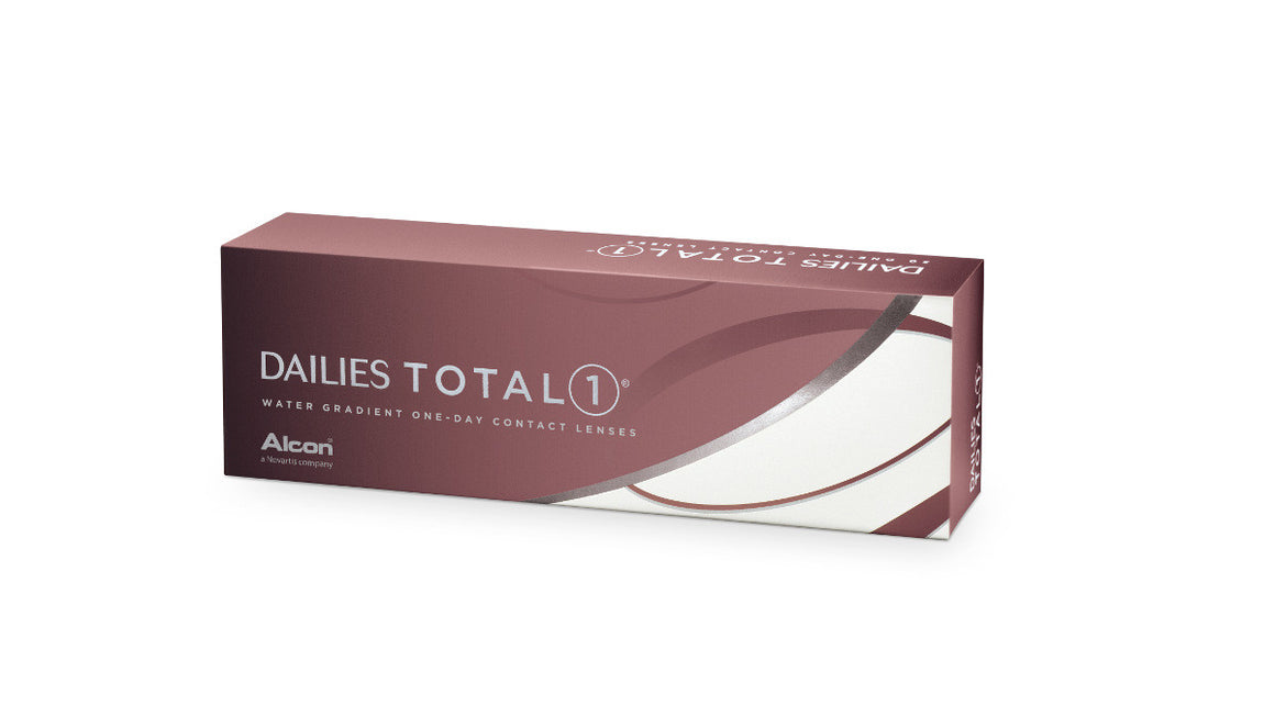 DAILIES TOTAL1 Water Gradient One-Day (daily disposable contact lenses)