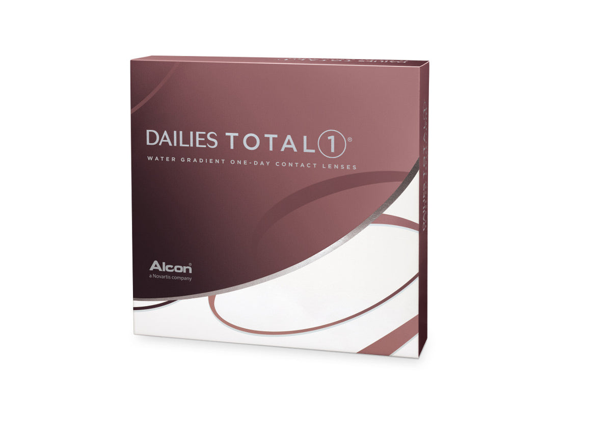 DAILIES TOTAL1 Water Gradient One-Day (daily disposable contact lenses) | Mr Foureyes