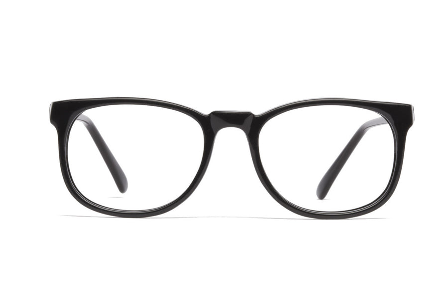 Jess glasses frames in black | Mr Foureyes prescription glasses online