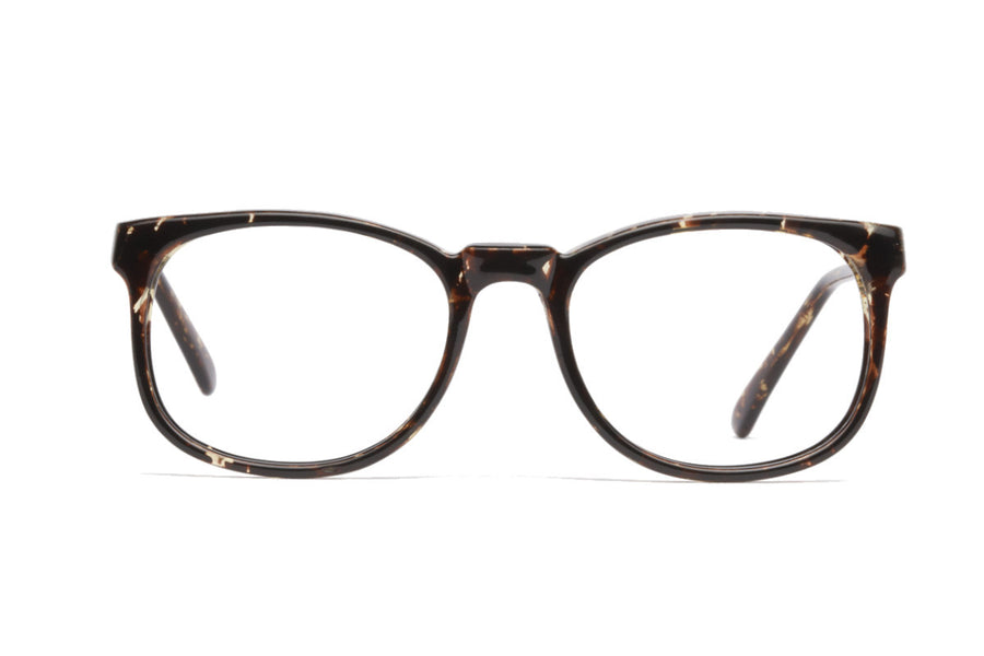 Jess glasses frames in brown tortoiseshell | Mr Foureyes prescription glasses online