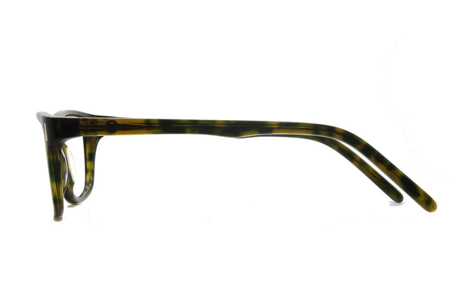 Morris glasses frames in green tortoiseshell | Mr Foureyes prescription glasses online