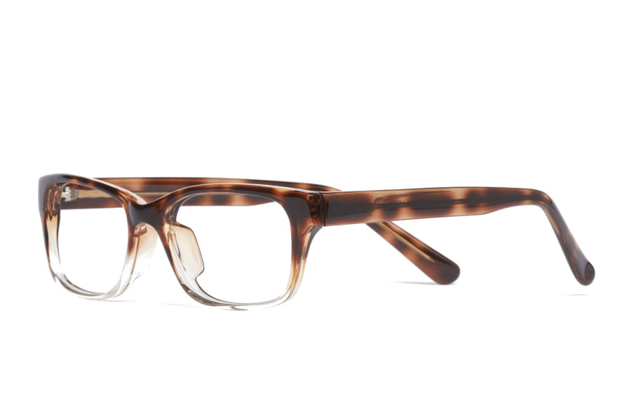 Saul glasses frames in brown tort | Mr Foureyes prescription glasses online