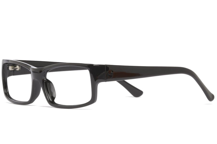 Cullen glasses frames in black | Mr Foureyes prescription glasses online