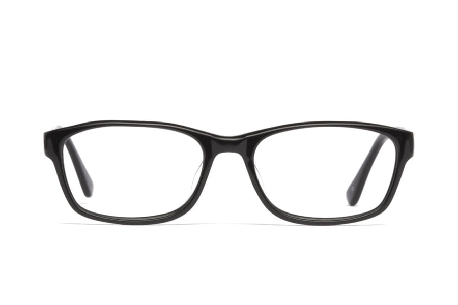 Abe glasses frames in black | Mr Foureyes prescription glasses online