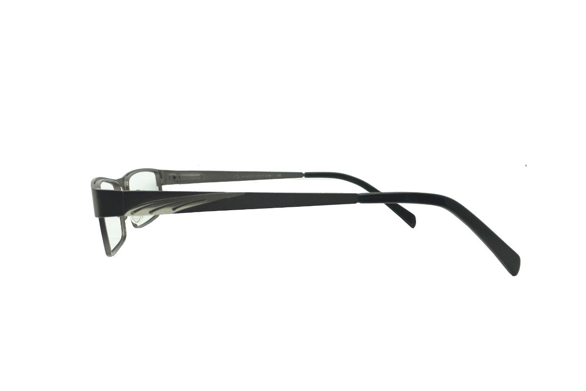 e36df2b0ed0 ... Metal children s glasses frames by Mr Foureyes (Marshall style in  gunmetal grey