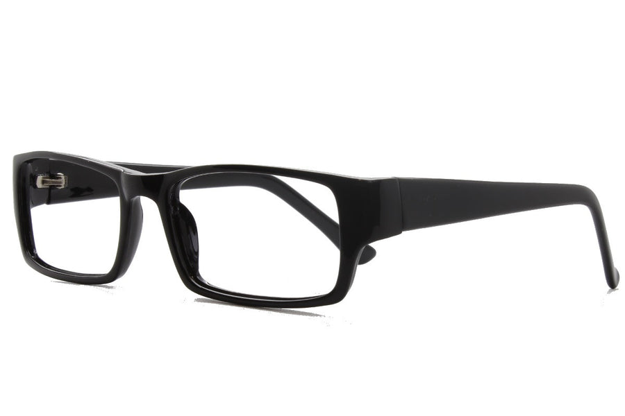 Oz glasses frames in black | Mr Foureyes prescription glasses online