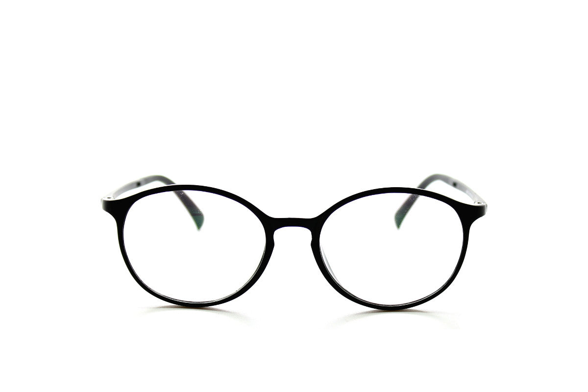 f14b13ab5f9 Round acetate frames with keyhole detail by Mr Foureyes (Oliver style