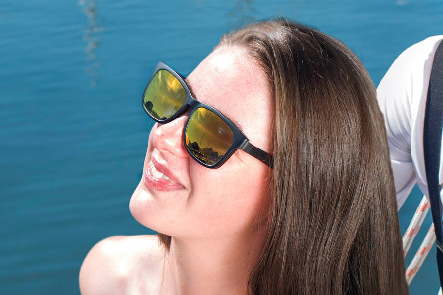 Reese clip-on prescription sunglasses