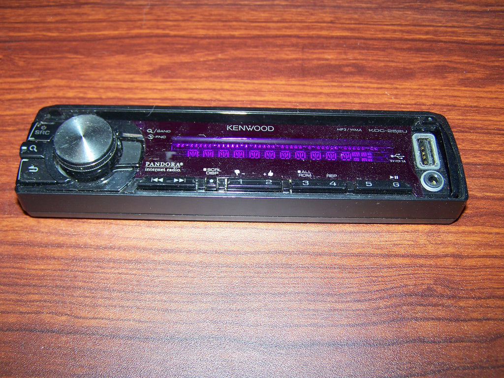 Kenwood Kdc 252u Cd Player Wiring Diagram Stereo Face Plate Replacement Model U Faceplate 1024x768