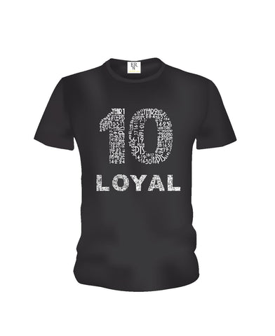 THE DEMAR DEROZAN ' LOYAL T ' - Black -