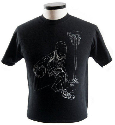 """Tzedek"" Sole4Souls Signature Charity Shirt - Black"