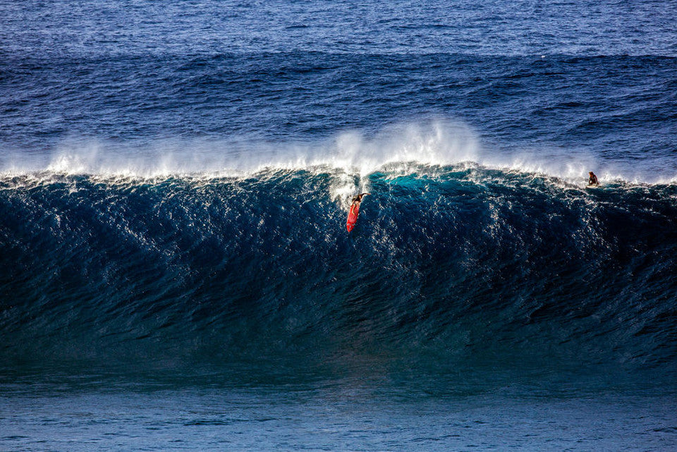 VIDEO: Will Skudin at Jaws Left