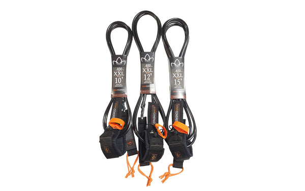 Stay Covered 8/' XXL Big Wave Surf Leash