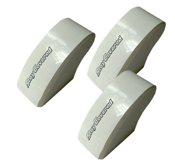 Surfboard Travel Blocks - Thruster Fin Set