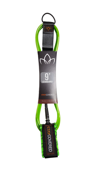 9' Standard Surf Leash