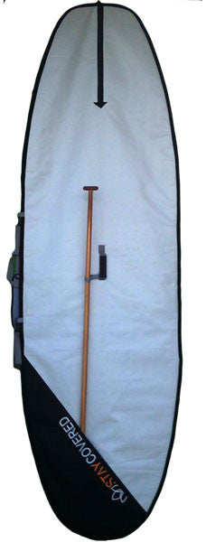 "8'6"" - 12' SUP Padded Board Bag"