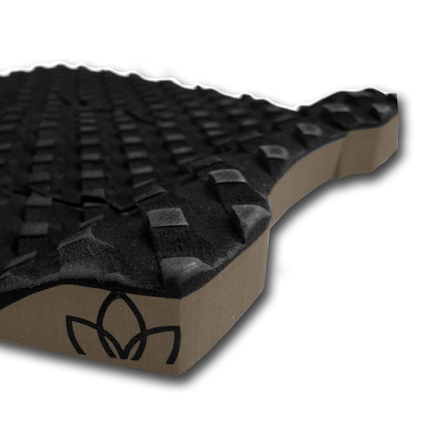 Fish 3 piece Traction Pad Black