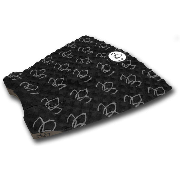 Fish 3 piece Traction Pad Grey Lotus