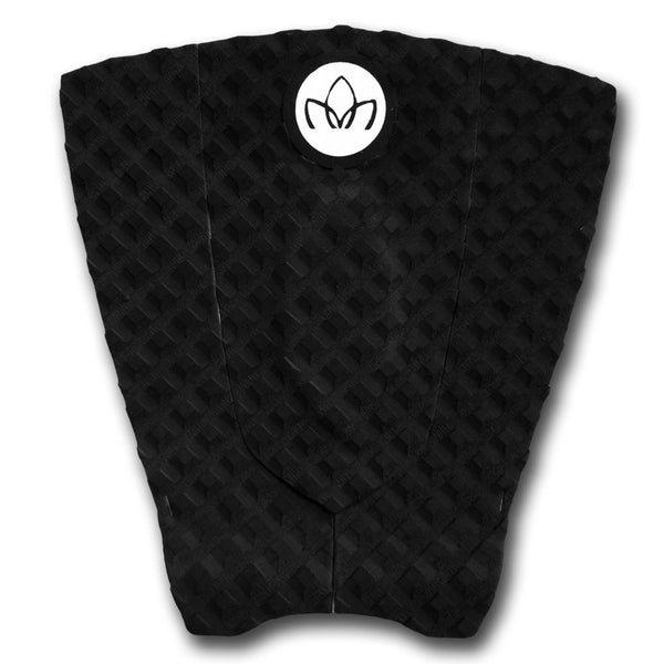 Short Board 3 piece Traction Pad Black