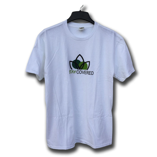 Reduse Reuse Recycle Organic T-Shirt - White
