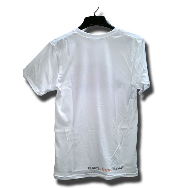 Surf Van Organic T-Shirt - White