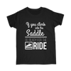 Image of Be Ready For The Ride T-Shirt