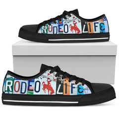 Rodeo Life Low Top Shoes