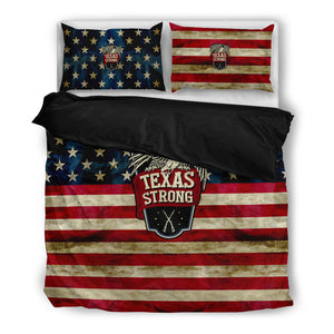 Texas Strong 3pc Duvet Set