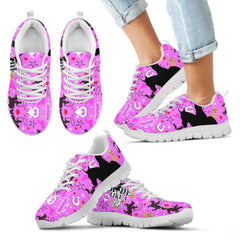 Ride Like a Girl Sneakers