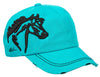 Image of Vintage Horse Head Baseball Cap