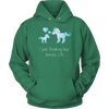 Image of Freaking Love Horses Hoddie