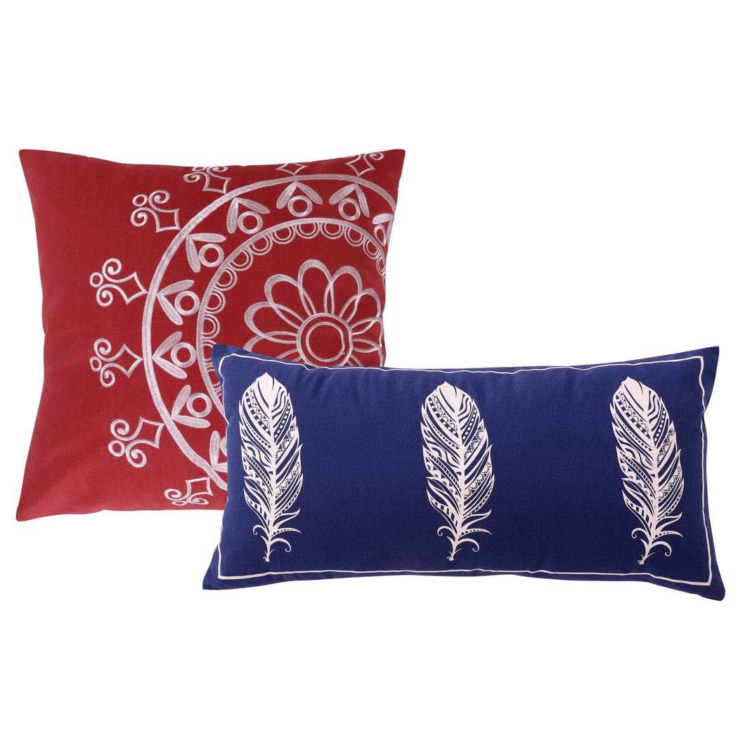 Dream Catcher Throw Pillow Pair