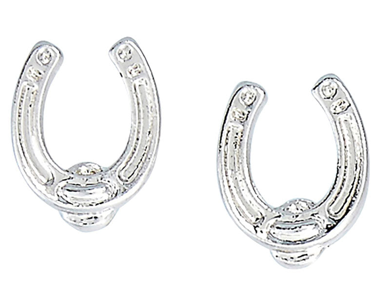 5c828b4b9eb Horseshoe Earrings - Cowboy Hat Gift Box – Sparkle Surplus!