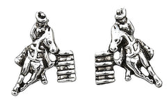 Barrel Racer Earrings