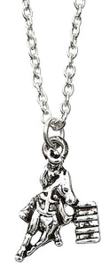 Barrel Racer Necklace