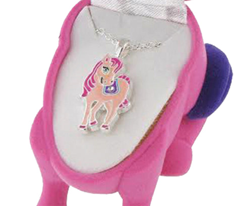 Pony Pendant in Pony Box