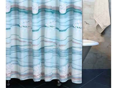 Bathroom - Maui Shower Curtain