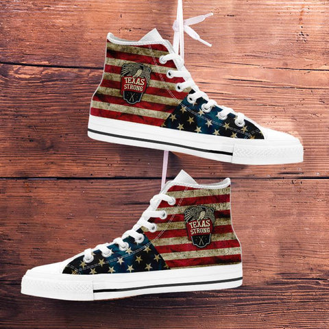 Texas Strong High Tops