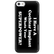 Phone Case - Cochlear Implant Phone Case