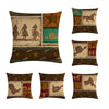Image of Cowboy Decorative Throw Pillows Cushion Covers