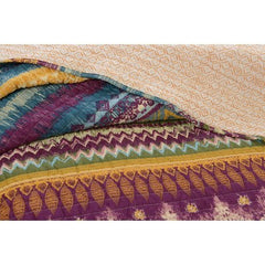 100% Cotton South Western 3Pc Quilt Set
