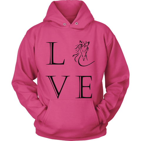 Do You Love Horses? This hoodie Is for you!