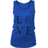 Image of Do You Love Horses? This tanktop Is for you!